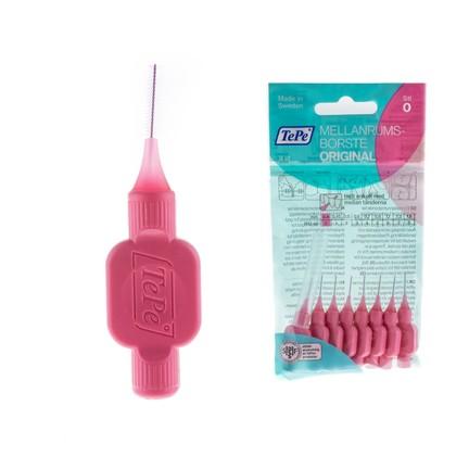 TePe 0,40 mezizubní kartáčky růžové 8 ks