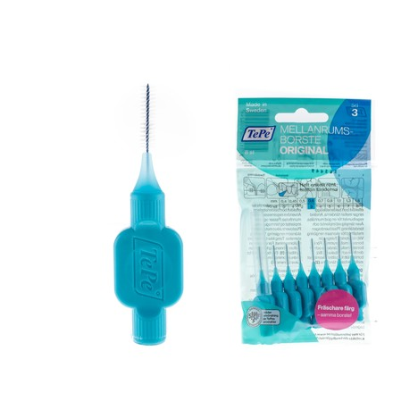 TePe 0,60 mezizubní kartáčky modré 8 ks