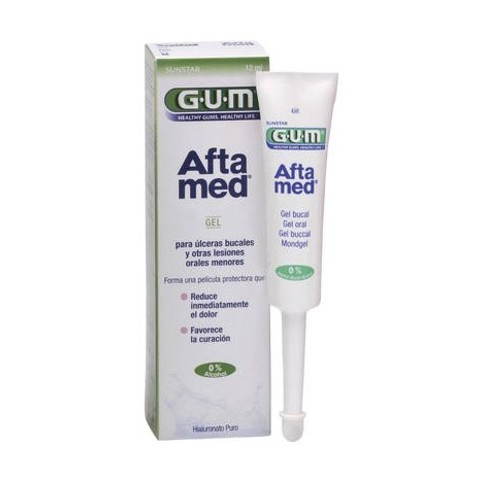 GUM Aftamed gel 12 ml