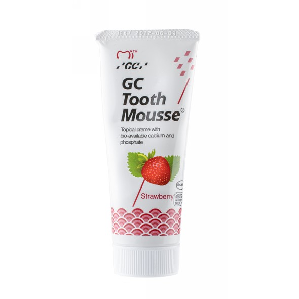 GC Tooth Mousse Jahoda 35 ml