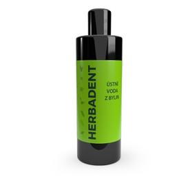 Herbadent Original bylinná ústní voda 400 ml