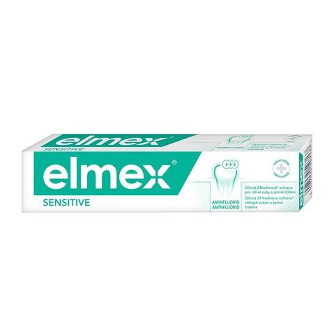 Elmex Sensitive zubní pasta 75 ml