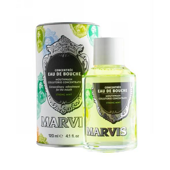 Marvis Mint ústní voda koncentrát