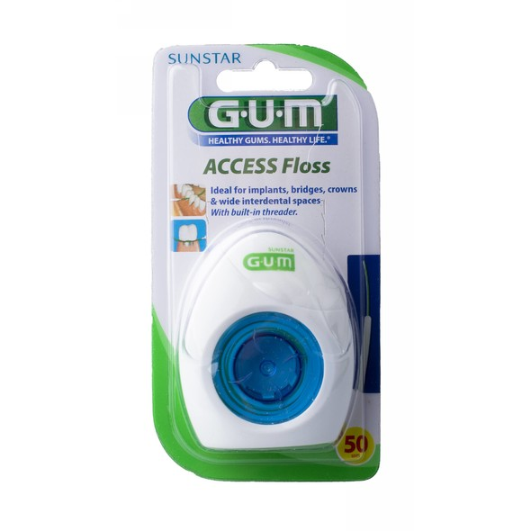 GUM Access zubní nit  50 ks