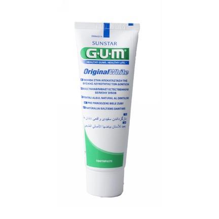 GUM Original White zubní pasta 75 ml
