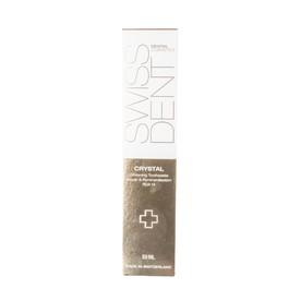 SWISSDENT Crystal regenerační zubní krém 50 ml