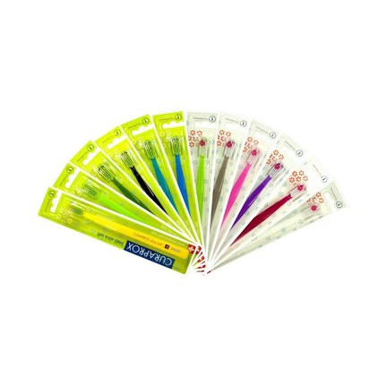 Curaprox CS 5460 UltraSoft FLOWER 1 ks