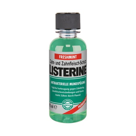 Listerine Teeth & Gum Defence ústní voda 95 ml