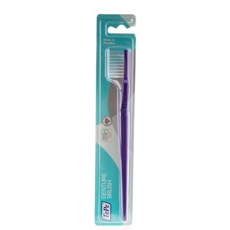 TePe Denture Brush zubní kartáček na protézy