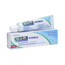 GUM Hydral zvlhčující gel 50 ml
