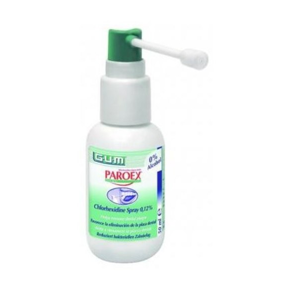 GUM Paroex sprej (CHX 0,12%) 50 ml