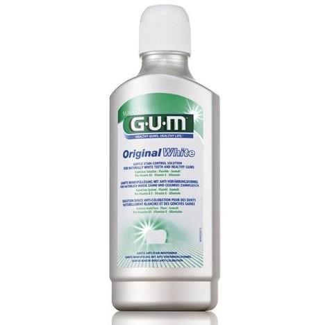 GUM Original White ústní voda 500 ml