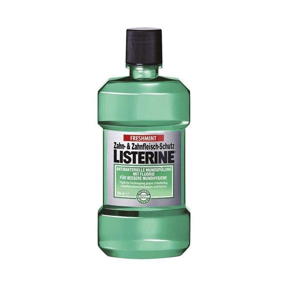 Listerine FreshMint ústní voda 250 ml