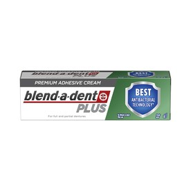 Blend-a-dent Plus fixační krém Dual Protection