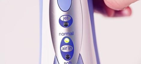 RECENZE: ústní sprcha Panasonic EW1211