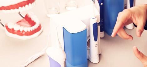 Jak vybírat ústní sprchu? + VIDEO
