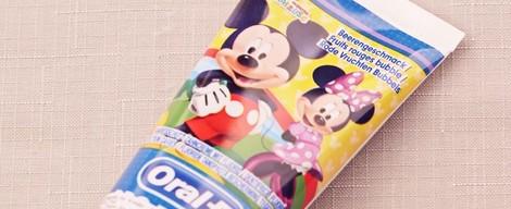 Jak vybírat dětskou zubní pastu + VIDEO