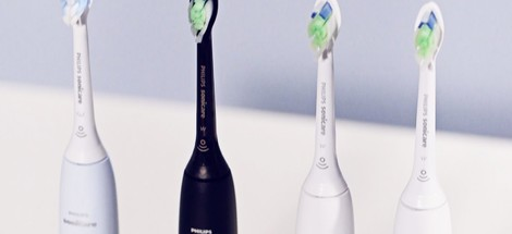 Představujeme Philips Sonicare Protective Clean