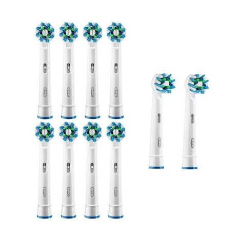 Braun Oral-B CrossAction EB 50-10 náhradní hlavice 8+2ks