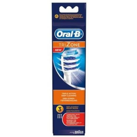 Braun Oral B Trizone EB 30-3 náhradní hlavice 3 ks