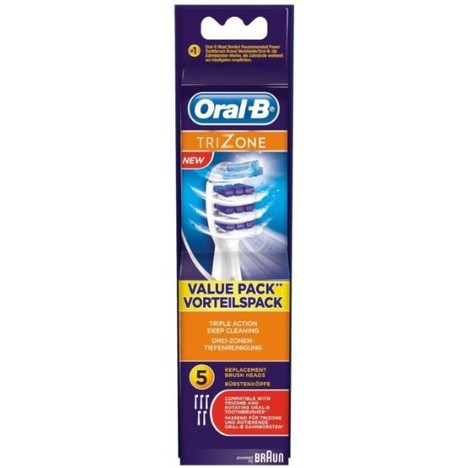 Braun Oral B Trizone EB 30-5 náhradní hlavice 5ks