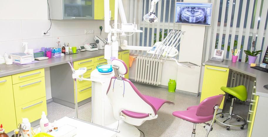 Ordinace zubního lékaře