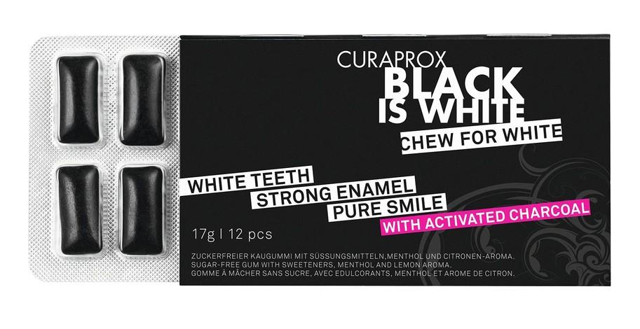 Žvýkání prospívá zubům