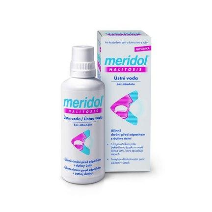 Meridol Halitosis ústní voda 400 ml