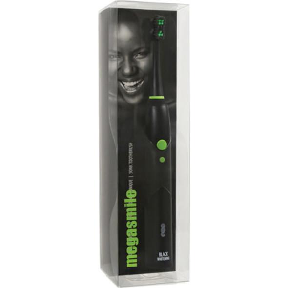 Megasmile Black Whitening sonický zubní kartáček