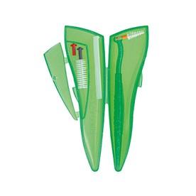 Curaprox Ortho Pocket Set pro čištění rovnátek