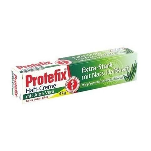 Protefix Aloe Vera fixační krém 40 ml