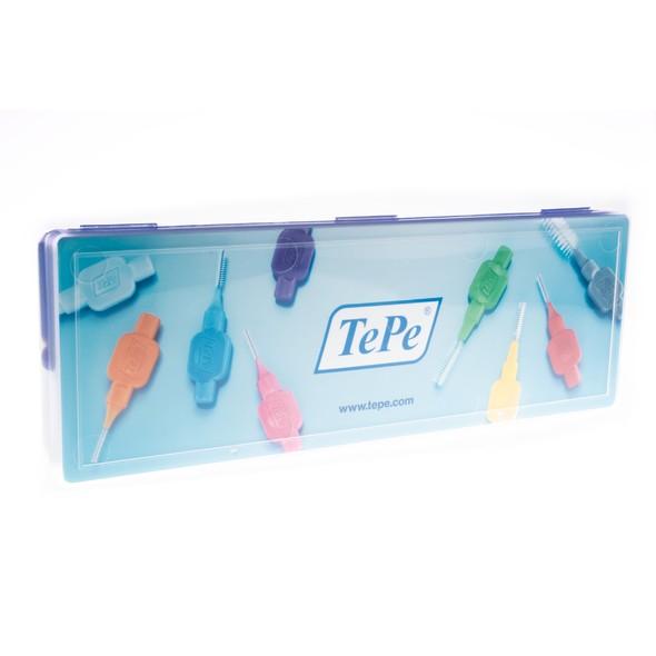 TePe Box na mezizubní kartáčky