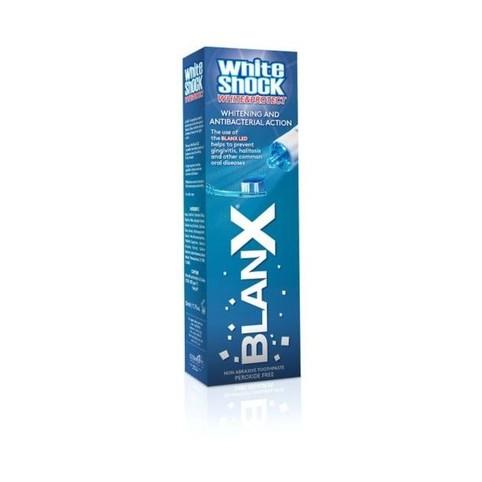BlanX White Shock & Protect zubní pasta 50 ml s LED aktivátorem