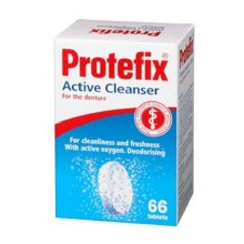 Protefix čisticí tablety 66 ks