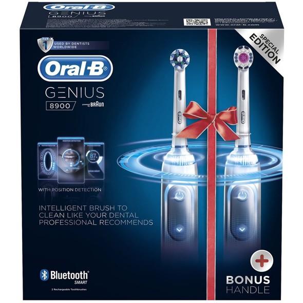 Braun Oral-B Genius 8900 elektrický kartáček 1+1 tělo