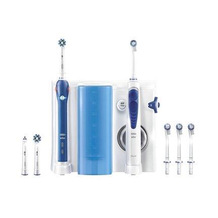 Braun Oral-B Oxyjet + PRO 3000 ústní centrum
