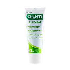 GUM ActiVital Q10 zubní pasta 75 ml