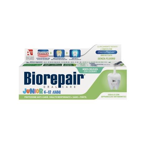 Biorepair Junior 6-12 let zubní pasta 75 ml