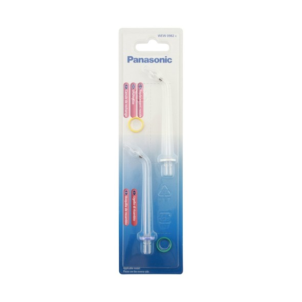 Panasonic WEW0982X náhradní trysky 2ks