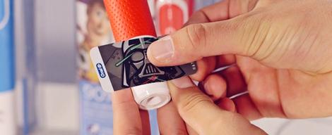 RECENZE: elektrický kartáček Braun Oral-B Kids
