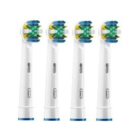 Oral-B Floss Action MicroPulse EB 25-4 náhradní kartáčky 4 ks