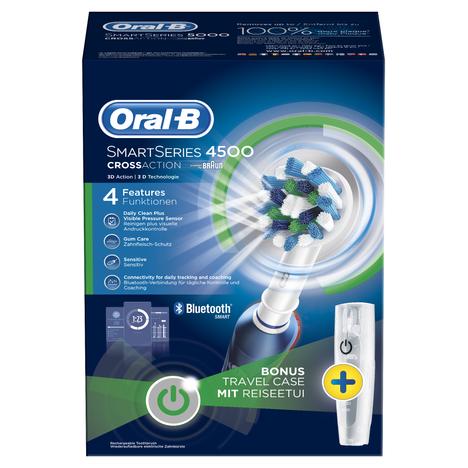 Braun Oral-B SmartSeries 4500 zubní kartáček