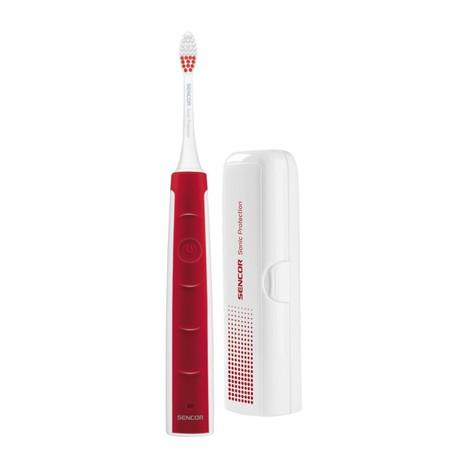 Sencor SOC 1101RD sonický zubní kartáček