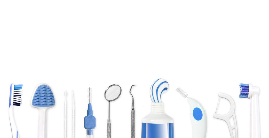 Pomůcky dentální hygienistky