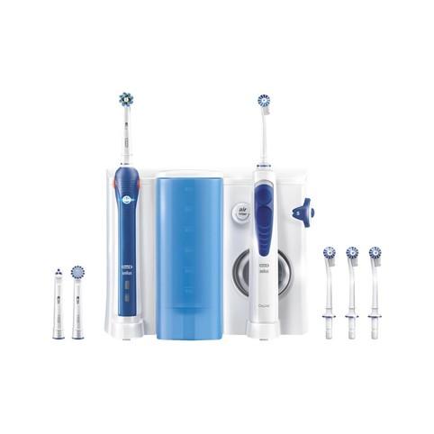 Oral-B Oxyjet + PRO 2000 ústní centrum
