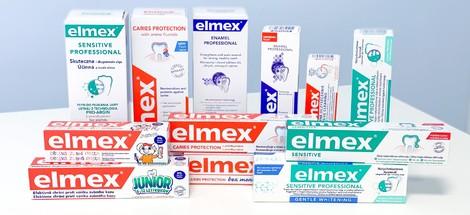 Elmex – klasika pro mléčný i stálý chrup