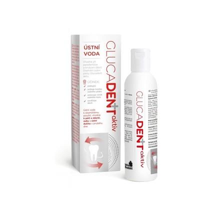 Glucadent ústní voda 200 ml