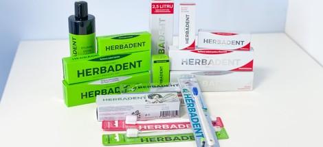Herbadent – bylinná péče o zuby a dásně z Česka