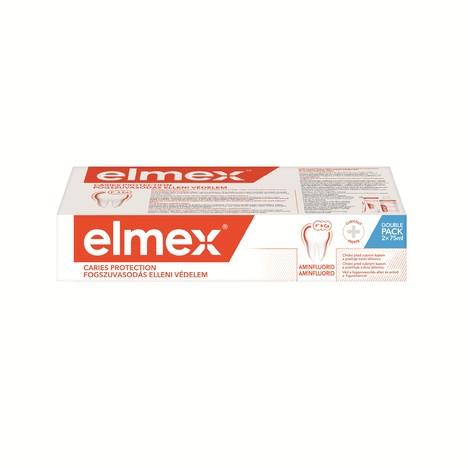 Elmex zubní pasta 2x75 ml
