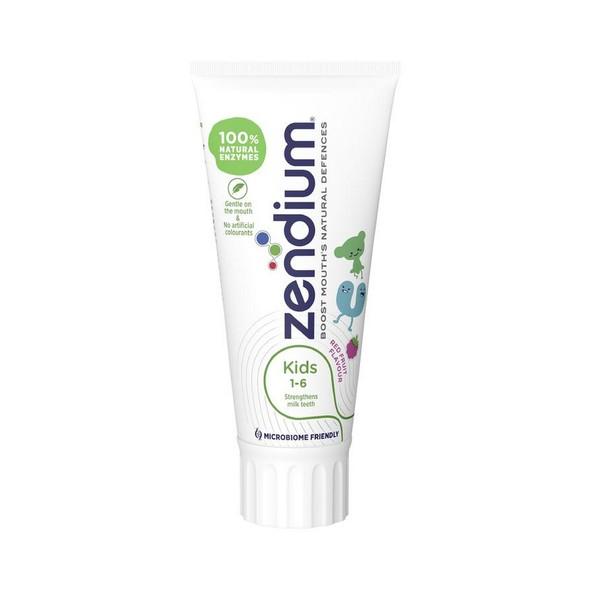 Zendium Kids 1-6 dětská zubní pasta 50 ml